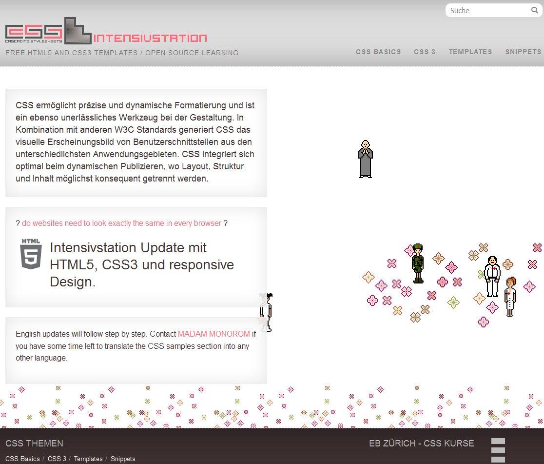 Nützliche Links: HTML, CSS und Javascript - time4joomla
